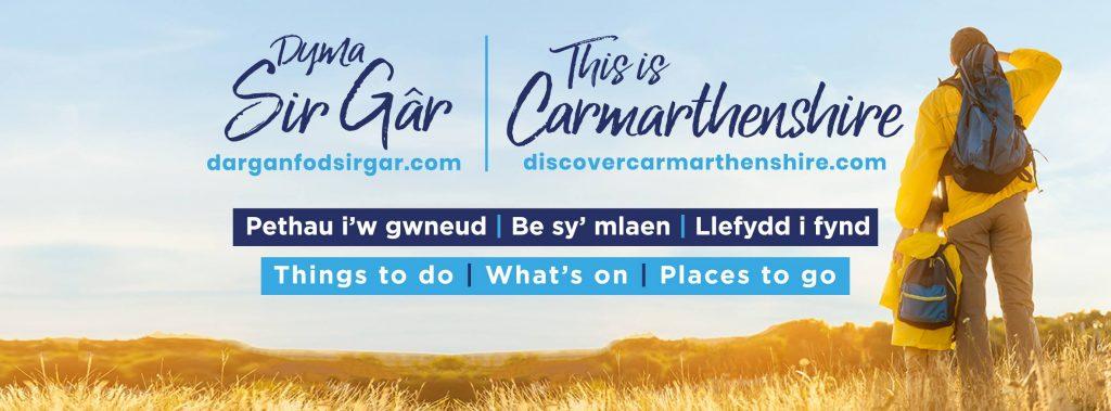 Discover Carmarthenshire