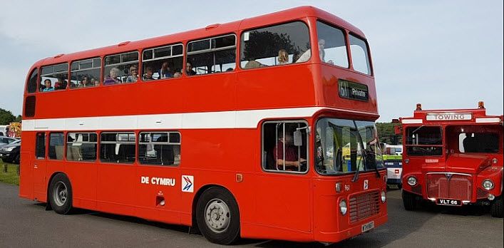 Swansea Bus Museum