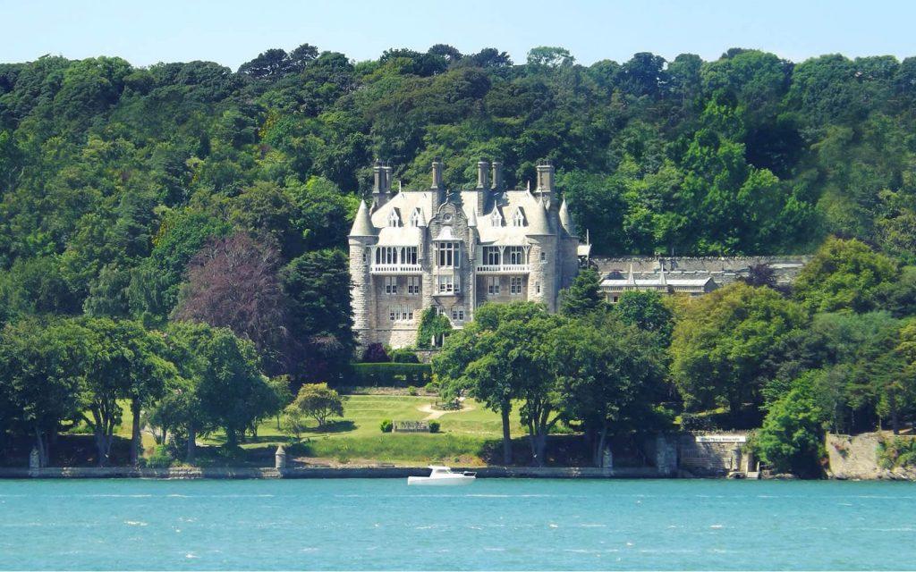 Chateau Rhianfa Castle