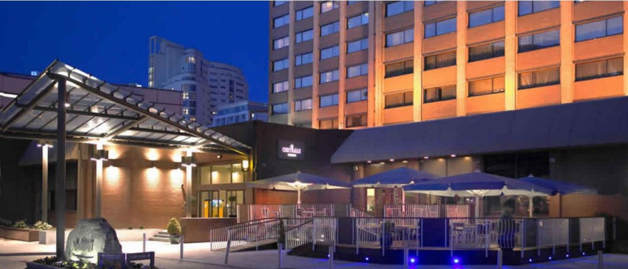 Cardiff Marriott hotel | Fly 2 Wales