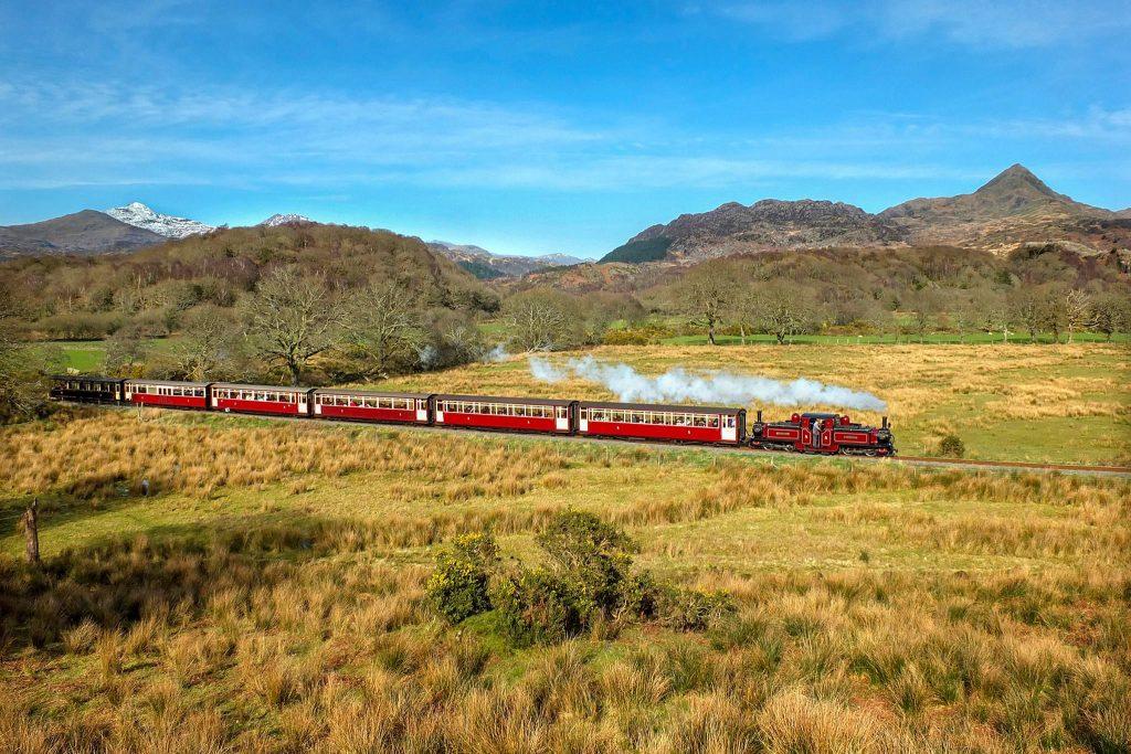 Ffestiniog & the Welsh Highland Railways