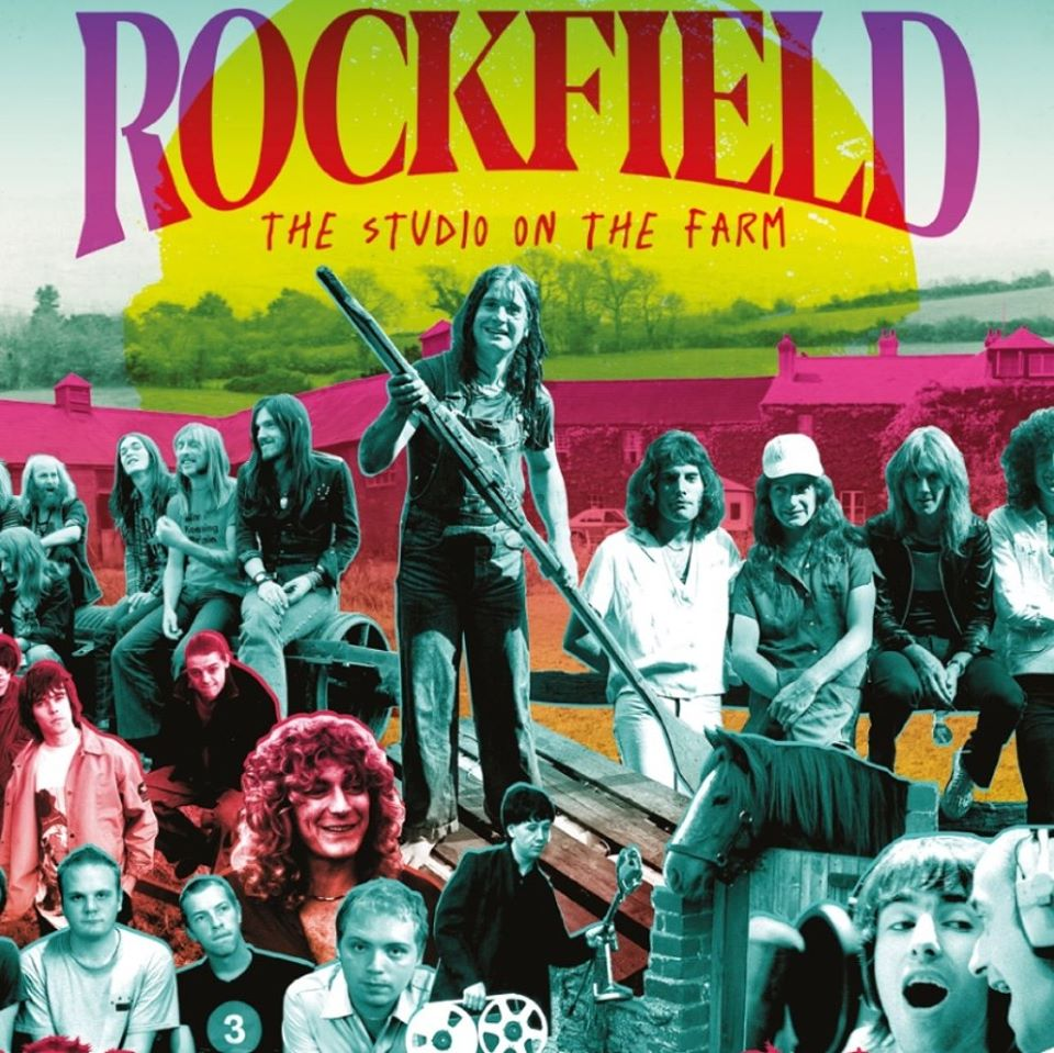 Rockfield Studios in Monmouth