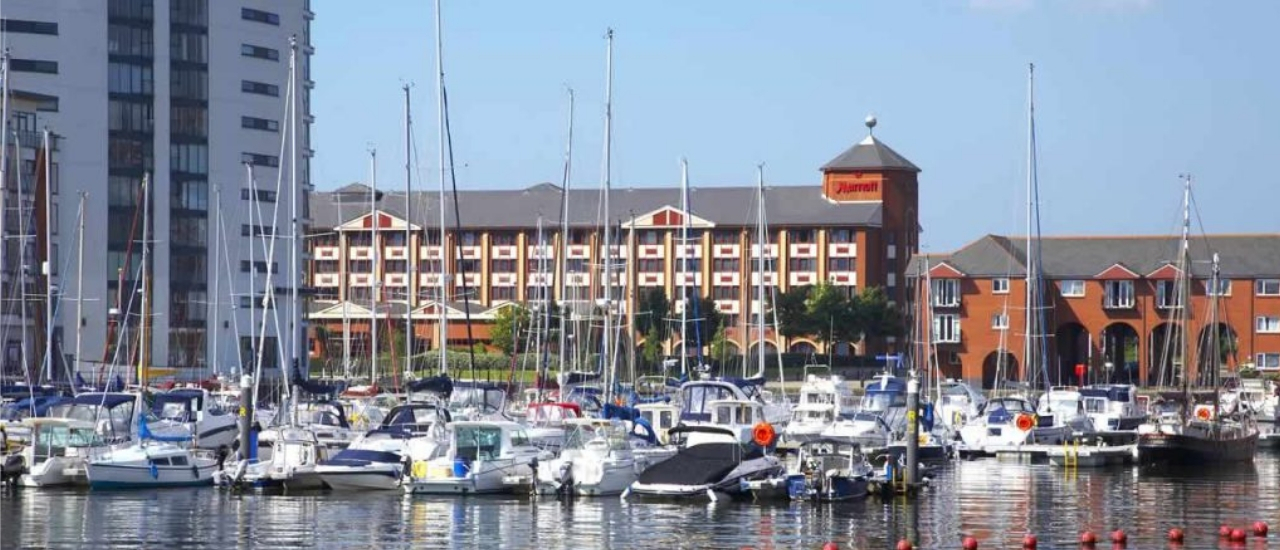Swansea Marriott hotel | Fly 2 Wales
