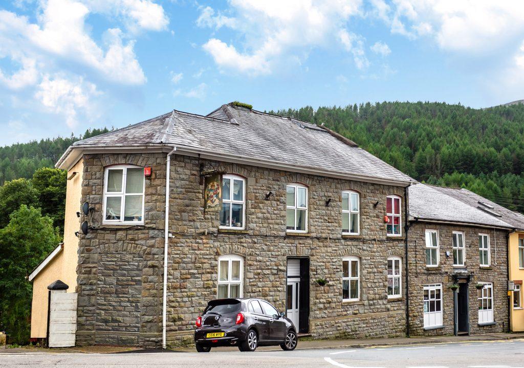 Dunraven Hotel