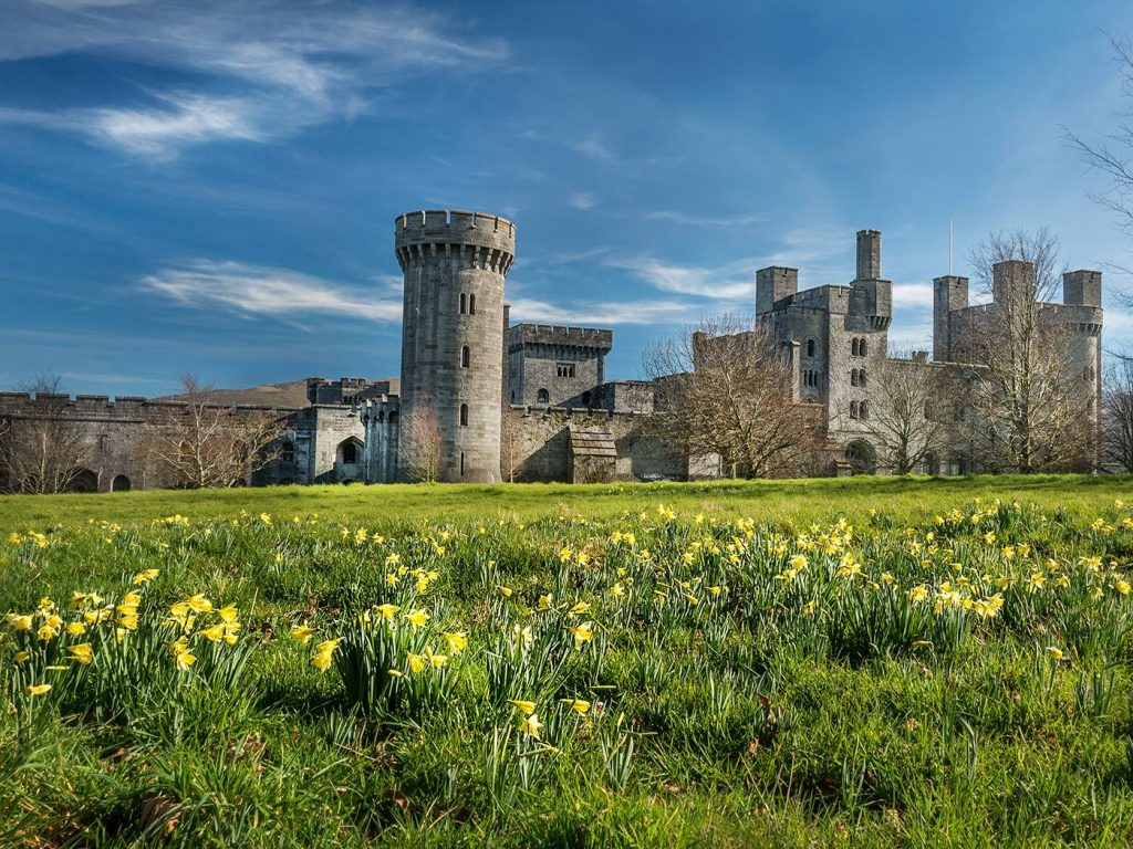 Penrhyn Castle & Garden in Gwynedd