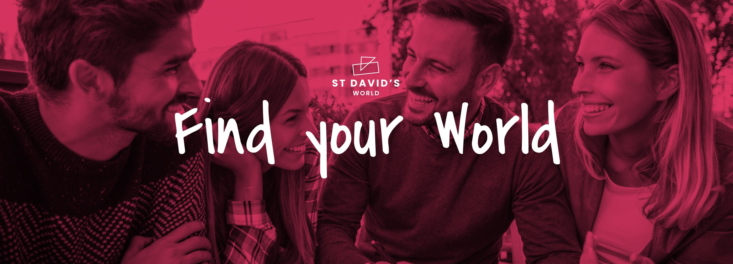 St Davids world | Fly 2 Wales