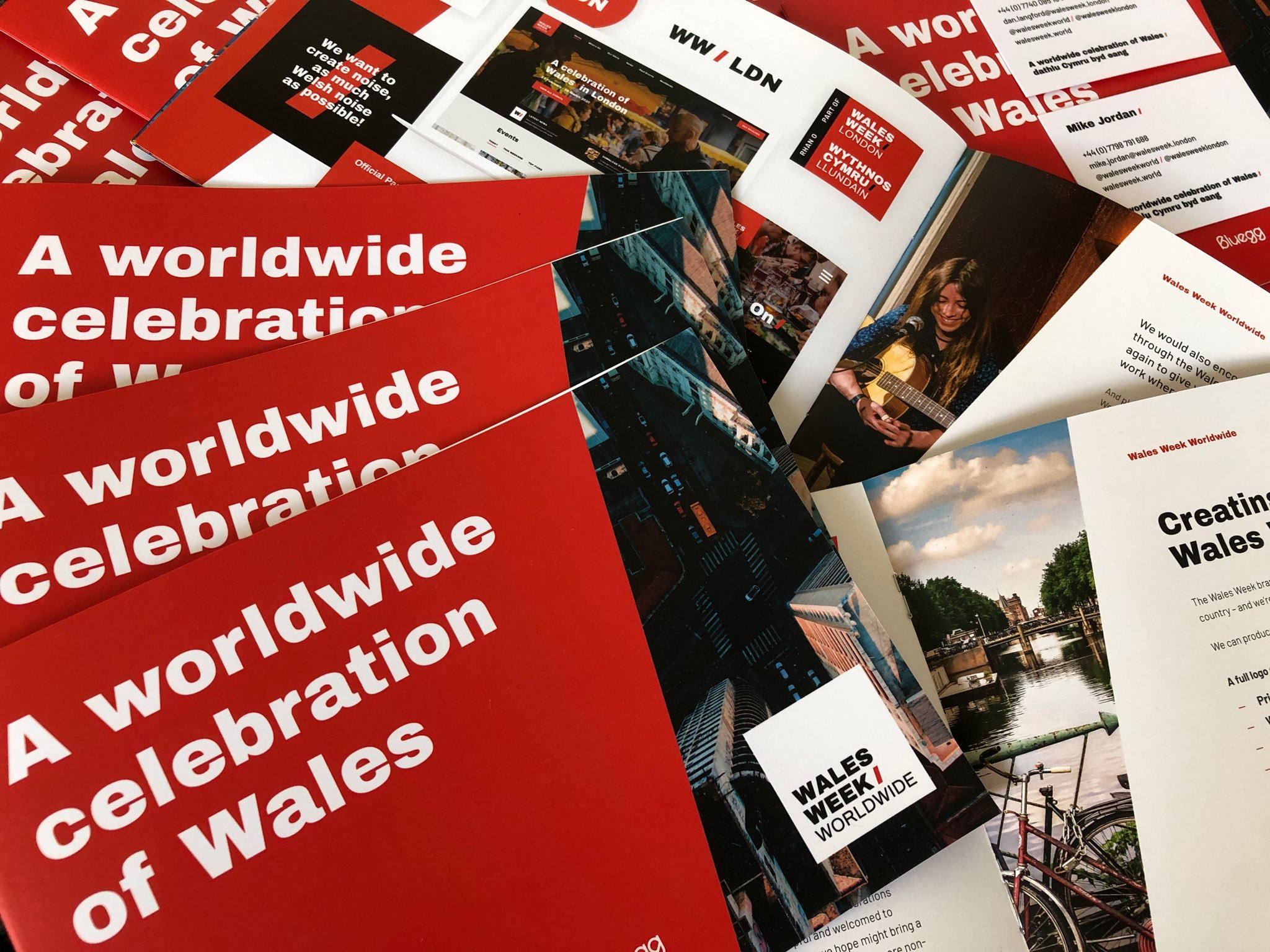 Wales Week Worldwide | Fly 2 Wales