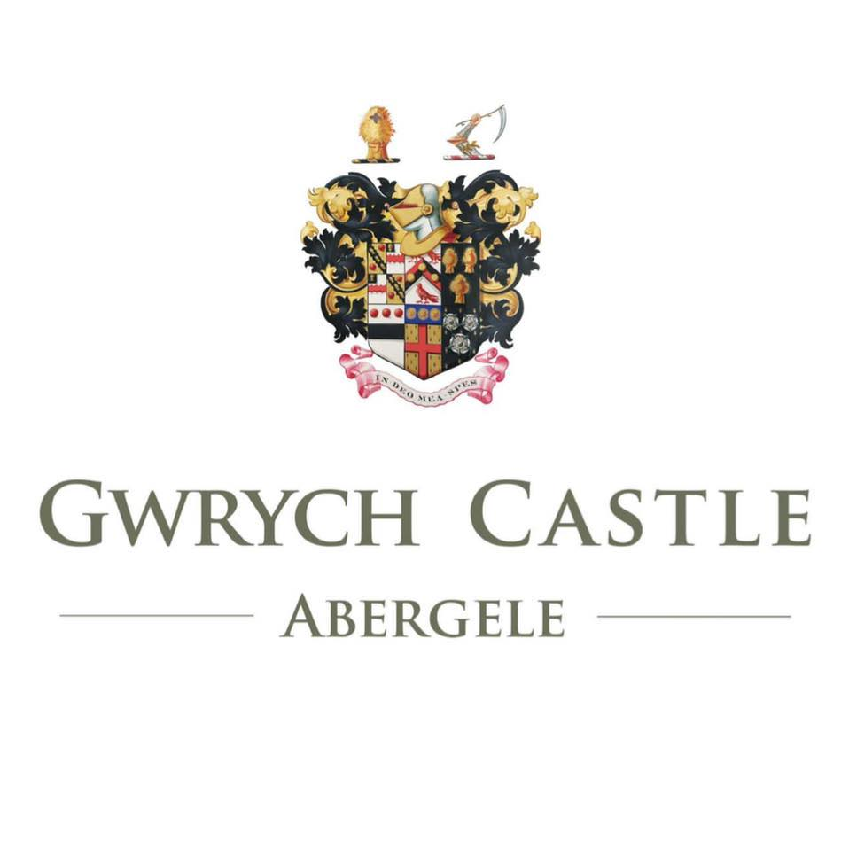 Gwrych Castle in North Wales